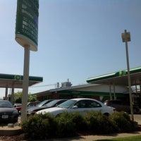 Photo taken at BP by David M. on 5/15/2012