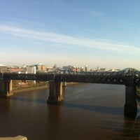 Photo taken at Redheugh Bridge by Paul T. on 3/28/2012