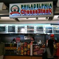 Photo taken at Philadelphia Cheesesteak Factory by Michael W. on 3/18/2012