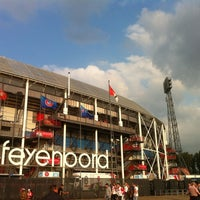 Photo taken at Stadion Feijenoord by Marchel F. on 8/23/2012