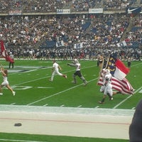 Photo taken at Rentschler Field by Fernando on 9/8/2012