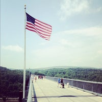 Photo taken at Walkway Over the Hudson State Historic Park by Humberto M. on 5/28/2012
