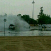 Photo taken at دوار العوير al awer roundabout by jooj . on 7/9/2012