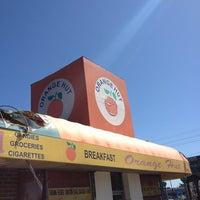 Photo taken at Orange Hut by Chris C. on 4/7/2012