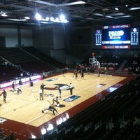 Photo taken at Kovalchick Convention and Athletic Complex by Ryan J. on 2/28/2012