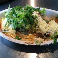 Photo taken at Chipotle Mexican Grill by Kate W. on 3/27/2012