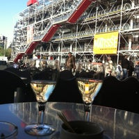 Photo taken at Café Beaubourg by Jules P. on 4/22/2012