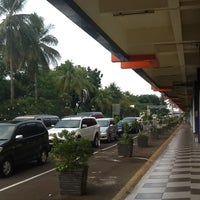 Photo taken at Halim Perdana Kusuma International Airport (HLP) by Doni A. on 6/24/2012