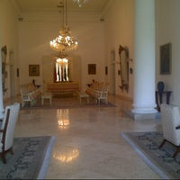 Photo taken at Bogor Palace by Irenne S. on 6/30/2012