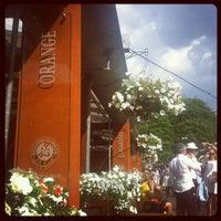 Photo taken at Le Village by Alexandra O. on 5/28/2012