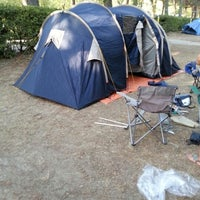 Photo taken at Camping Ca'Savio by Daan M. on 8/22/2012
