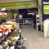 Photo taken at Carrefour Bairro by Daniel V. on 5/4/2012