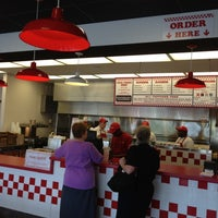Photo taken at Five Guys by Sean C. on 6/17/2012