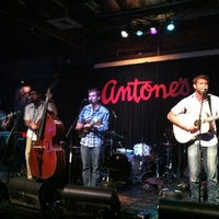 Photo taken at Antone's by Randall M. on 5/20/2012