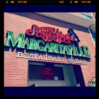 Photo taken at Margaritaville by Brian R. on 8/22/2012
