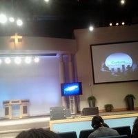 Photo taken at Destiny Metropolitan Worship Church by Brandon R. on 6/20/2012
