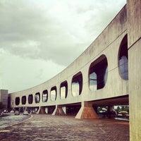 Photo taken at CCBB - Centro Cultural Banco do Brasil by Luiz Felipe on 2/14/2012