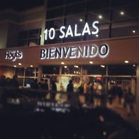 Photo taken at Cine Hoyts by Nicolás B. on 8/9/2012