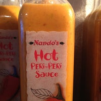Photo taken at Nando's by Ryan H. on 6/30/2012