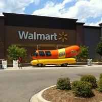 Photo taken at Walmart Supercenter by Emily S. on 7/12/2012