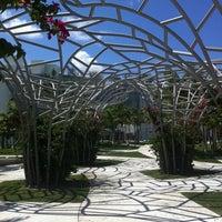 Photo taken at Miami Beach Botanical Garden by susana on 3/27/2012