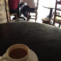 Photo taken at La Covacha Barra de Café by Inti A. on 6/14/2012