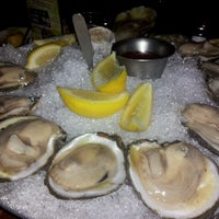 Photo taken at Pappas Seafood House by Axel L. on 6/16/2012