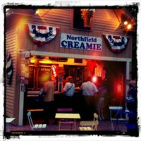 Photo taken at Northfield Creamie by Ed B. on 6/9/2012