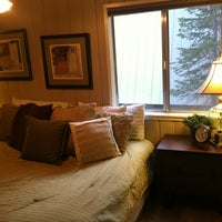 Photo taken at The Cabin At Donner Lake by Michael S. on 5/6/2012
