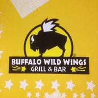 Photo taken at Buffalo Wild Wings by Rich B. on 5/11/2012