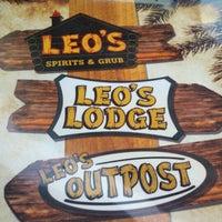 Photo taken at Leo's Lodge by Thomas O. on 7/24/2012
