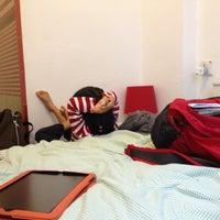 Photo taken at Hello Inn by Tuvarak P. on 3/4/2012