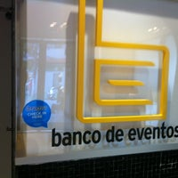 Photo taken at Banco de Eventos by Irene M. on 2/23/2012