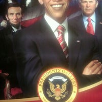 Photo taken at Madame Tussauds by Monyelle M. on 2/29/2012