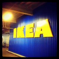 Photo taken at IKEA by tamako on 7/20/2012