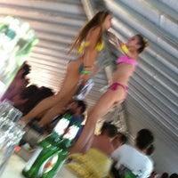 Photo taken at Punda Beach Club by Nick C. on 8/2/2012