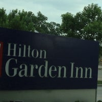 Photo taken at Hilton Garden Inn Kansas City by Tim P. on 5/25/2012