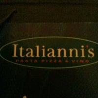 Photo taken at Italianni's by Alex B. on 5/5/2012