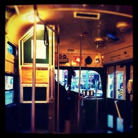 Photo taken at F Street Car Muni Stop - Don Chee Way by BJ Y. S. on 2/26/2012