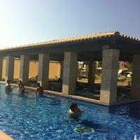 Photo taken at The Romanos, Costa Navarino by Chrystala K. on 6/26/2012