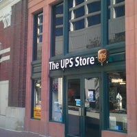 Photo taken at The UPS Store by James B. on 3/5/2012