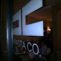 Photo taken at The DC Pasta Co by Morgan J. on 3/11/2012