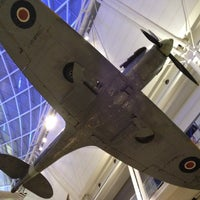 Photo taken at Imperial War Museum by Brian G. on 2/15/2012