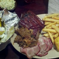 Photo taken at Sonny's BBQ by Joseph M. on 2/27/2012