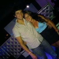 Photo taken at Aqua Club Discoteque by Diego C. on 2/16/2012