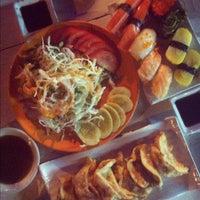 Photo taken at Aroi-Jung Teriyaki by MaMay~ on 3/9/2012