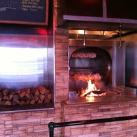 Photo taken at Grizzly's Wood-Fired Grill & Steaks by Jeff S. on 8/16/2012