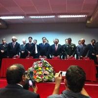 Photo taken at Prefeitura de Campinas by Rodrigo F. on 4/12/2012