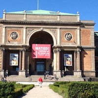 Photo taken at Statens Museum for Kunst - SMK by jasmine on 8/11/2012