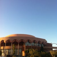 Photo taken at ASU Gammage by Barry P. on 4/3/2012